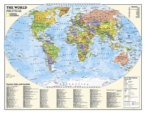 printable world map national geographic wall maps of the world