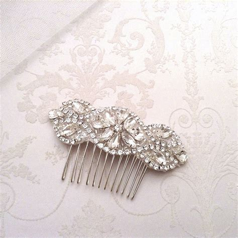 Vintage Inspired Wedding Hair Combs by Beautiful And Sweet Vintage Inspired Bridal Hair