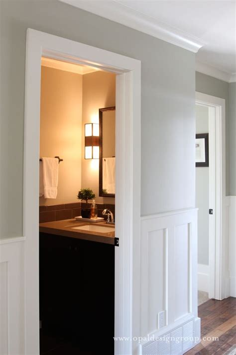 Wainscoting Hallway by 17 Best Images About Hallway Wainscot On