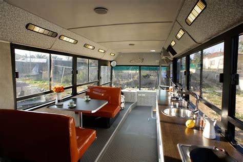 autobus casas israeli long public bus converted into 300 000 un green