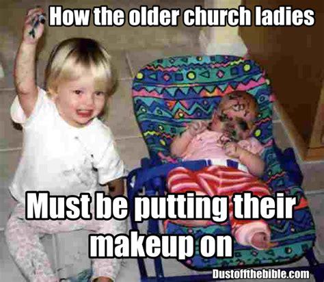 Church Lady Meme - christian meme monday dust off the bible