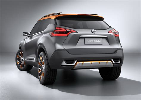 nissan suv 2016 models nissan kicks suv to debut in 2016 as the official car of