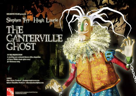 the canterville ghost arc is spirited by canterville ghost animation magazine