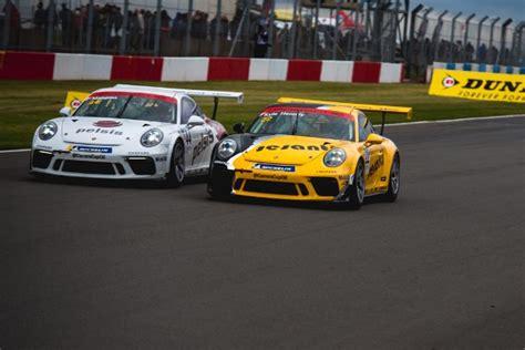 Porsche Racing News by Porsche Carrera Cup Gb Racing Series News