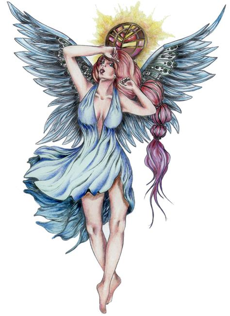 angel tattoo designs meaning angel tattoo meaning ideas and images gallery
