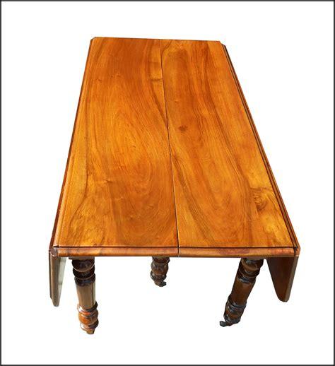 tavolo francese elegante tavolo francese con apertura a bandelle la