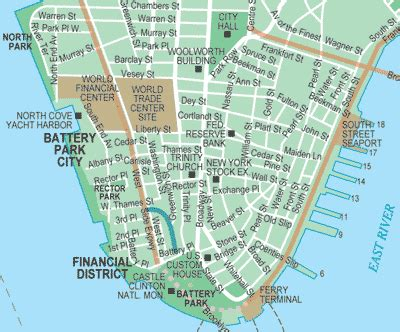 chicago financial district map financial district nyc manhattan thinking through history