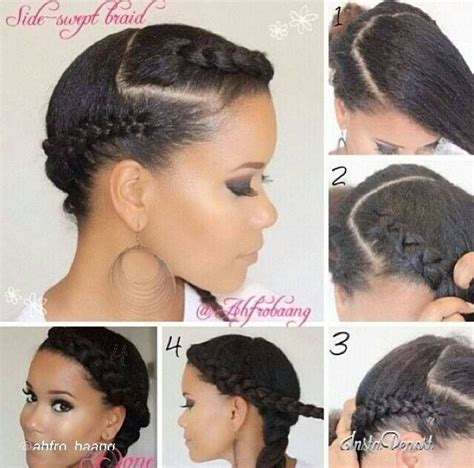 protective hairstyles for thinning edges 15132 best images about natural hair on pinterest