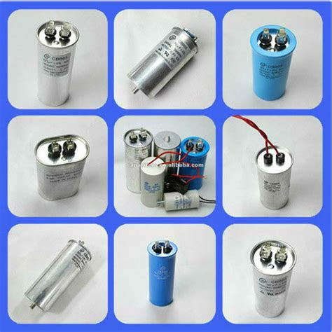 epcos make capacitor 200vac 660vac polypropylene capacitor single phase capacitor run motors from anhui safe
