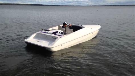 scarab v8 boat 19 v8 scarab youtube