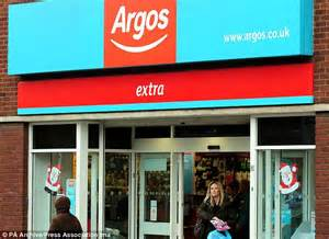 argos and homebase enjoy sales surge daily mail