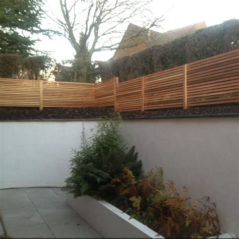 Painting Stained Wood Trim western red cedar battens