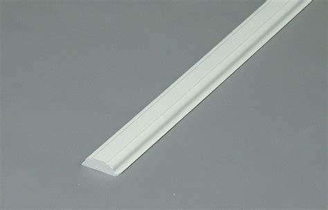 Pvc Exterior Door Trim Customized Pvc Trim Moulding Anti Stretch Exterior Window Trim