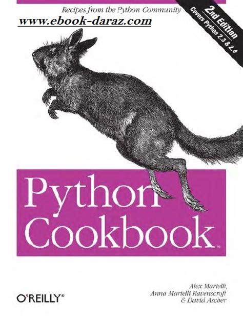 python cookbook  edition      daraz