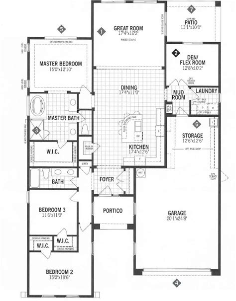 mattamy floor plans mattamy homes painted sky floor plan dove mtn