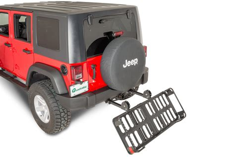 Cargo Rack For Jeep by Versahitch Cargo Rack For 07 17 Jeep 174 Wrangler Wrangler Unlimited Jk Quadratec