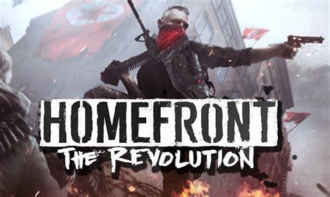 revolt full version game download homefront the revolution free download full version