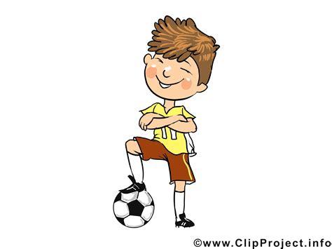 clipart foto fussballer bild clipart image illustration