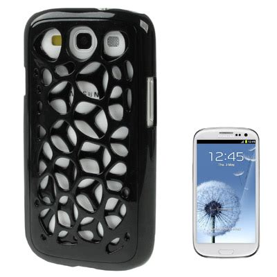 Layer Hollow Process Plastic Protective Shell Samsung S3 I9300 layer hollow process plastic protective shell for