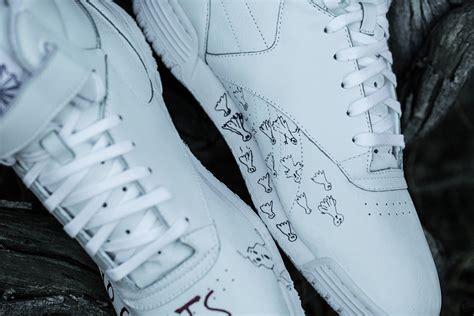 Sepatu Things sepatu reebok things edisi khusus kolaborasi