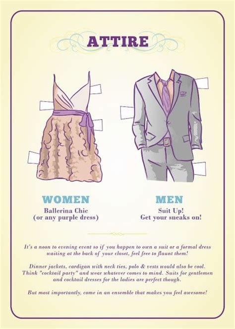 Wedding Attire Announcement by Dress Code Wording For Wedding Search Wedding