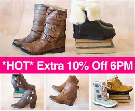 10 6pm shoes clothing today 5 27 only free stuff finder