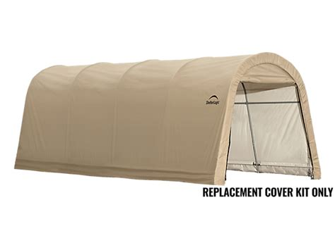 Shelterlogic Garage Replacement Covers by Replacement Cover Kit For The Autoshelter Roundtop 174 10 X