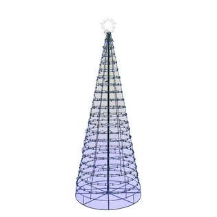 color switch plus christmas tree color switch plus 6 led cone tree