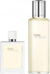 Hermes Parfum Original Terre D Hermes Edt Refillable Set hermes terre d hermes eau tres fraiche refillable edt