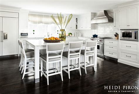 heidi piron transitional beach home kitchen style