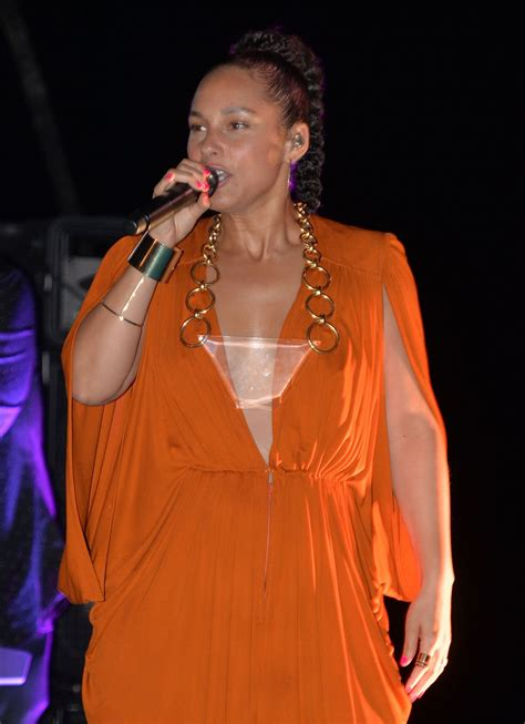 alicia keys alicia keys performs at porsche design tower miami in