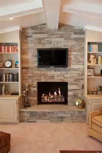 cladding fireplace free how to build a stoneveneer