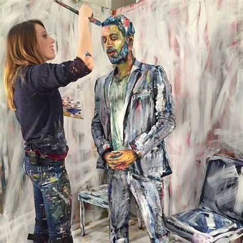 paintings  alexa meade exploratorium