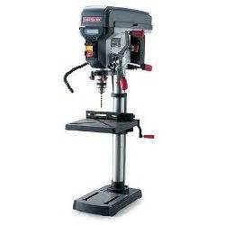 bench top drill press canada craftsman 174 md 12 quot laser trac 174 md bench top drill press