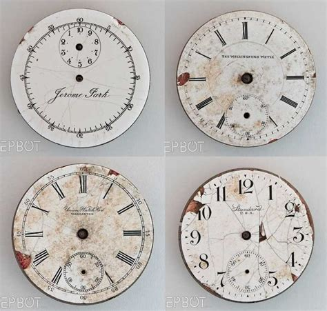 printable antique clock faces 17 best images about printable clock faces on pinterest