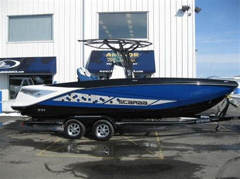 scarab boats 255 scarab 255 boats for sale boats