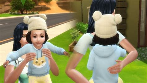 pumped  pom pom hat  toddlers   stuff sims  updates