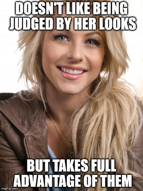 Hot Girl Meme Pics - oblivious hot girl meme imgflip