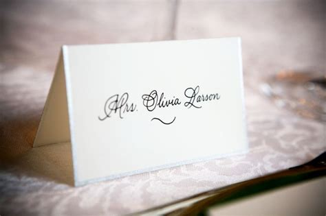 table seating cards etiquette alesia zorn calligraphy engraving seating table