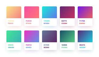 colors free free gradient color palette for sketch designers freebiesui