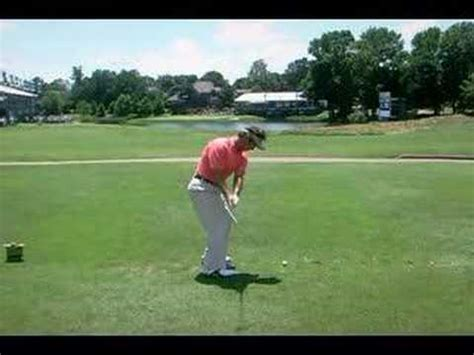 trevor immelman golf swing trevor immelman the greatest swing in all of golf youtube