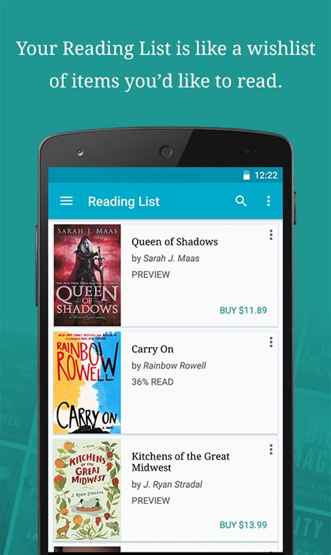 book apps for android kobo books reading app android apps on play