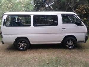 Nissan Cervan Nissan Caravan Gl Picture 14 Reviews News Specs Buy Car