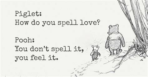 winnie  pooh quote   type  person  heart intelligencecom