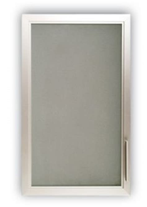 Aluminum Frame Kitchen Cabinet Doors by Brushed Aluminum Brushed Aluminum Cabinet Doors