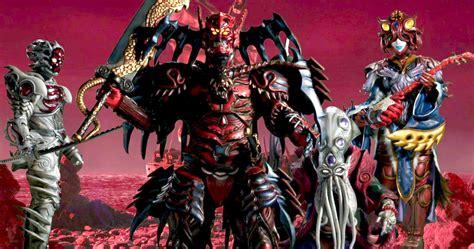 New Power V4100 Oryginal power rangers villain revealed