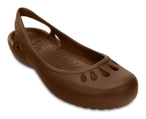 crocs s malindi flat brown scoopon shopping