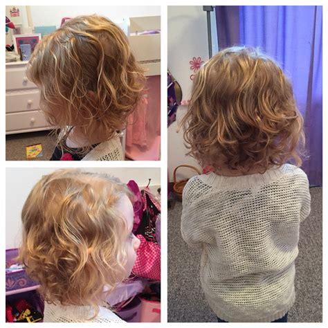 how to cut curly toddler hair toddler girl curly hair bob short haircut clothing ideas