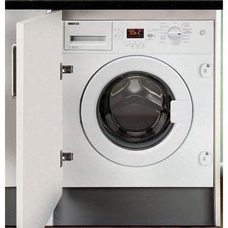 beko waschmaschine 7kg beko wmi71641 7kg 1600rpm a integrated washing machine