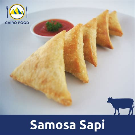 Samosa Isi Daging jual samosa isi daging sapi cairo food